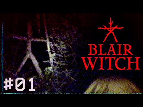 BLAIR WITCH | ZTRACENI HLUBOKO V LESE | by PTNGMS