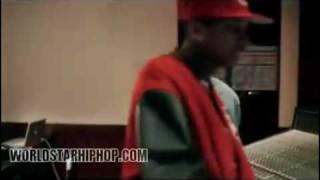 Tyga & Chris Brown - I'm So Raw (In Studio HD Performance)