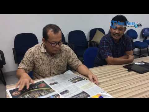 Kakanwil Kemenkumham Sebut Koran Tribun Timur Sajikan Banyak Berita Lokal