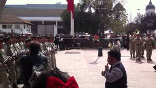 preview picture of video 'Parada Militar Rancagua 2014 (3)'