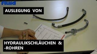 Dimensionieren von Schlauch- und Rohrleitungen - fluid Tipps & Tricks mit der IHA