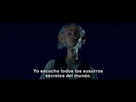 """Segundo tráiler en español de """"Mi amigo el gigante"""""""