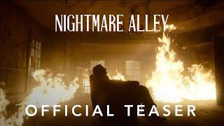 NIGHTMARE ALLEY trailer