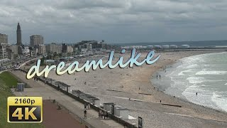 preview picture of video 'The Beach of Le Havre, Normandy - France 4K Travel Channel'