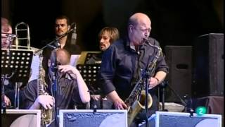SOLE GIMÉNEZ & SEDAJAZZ BIG BAND - INTRODUCCIÓN