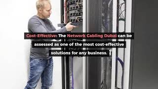 Added Benefits of Network Cabling Installation