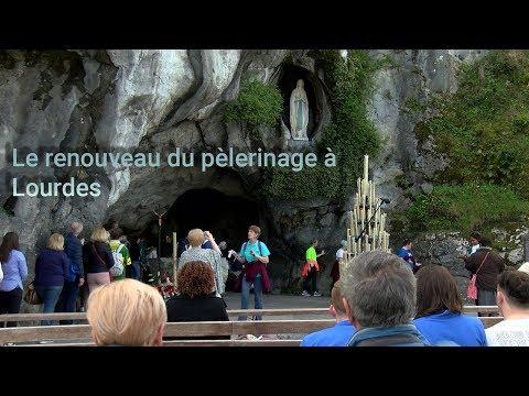 Le Renouveau du pèlerinage à Lourdes