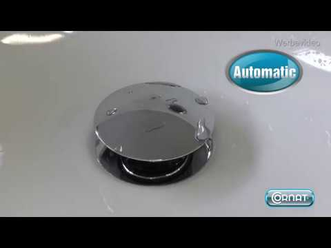 CORNAT Automatik Druckknopf-Ablaufventil T317421 T317421OH [Werbung]