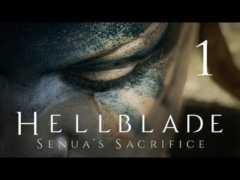Hellblade: Senua's Sacrifice - Прохождение игры на русском [#1]