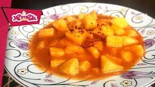 pratik sulu patates yemeği  ev yemekleri  yemek tarifi var