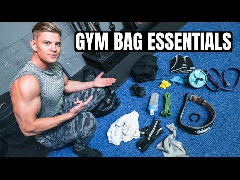 What's in My Gym Bag | MUST HAVES