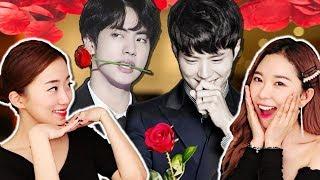 SIGNS A KOREAN GUY LIKES YOU ft itsjinakim