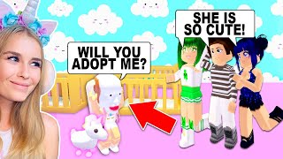 How To ALWAYS Get ADOPTED In Adopt Me! (Roblox)