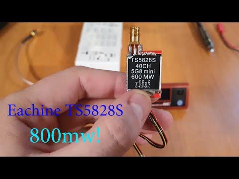 Замер мощности Eachine TS5828S .Самый дешевый и народный!
