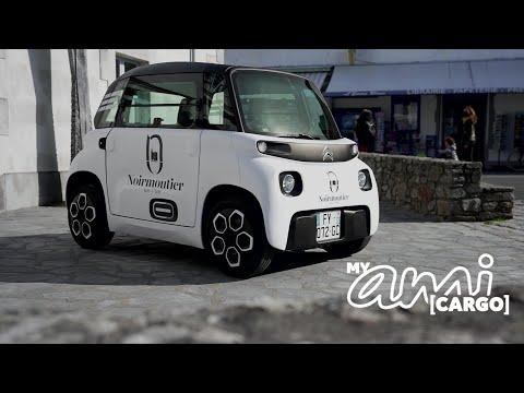 Musique publicité Citroën My Ami Cargo – Noirmoutier    Juillet 2021