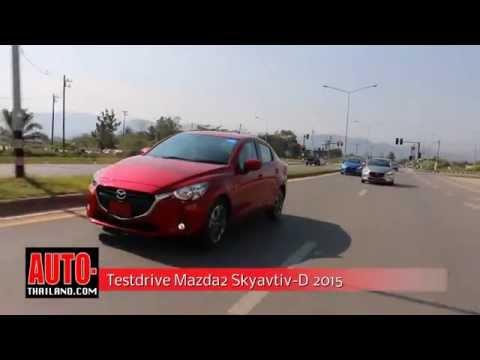 Testdrive Mazda2 Skyavtiv-D 2015