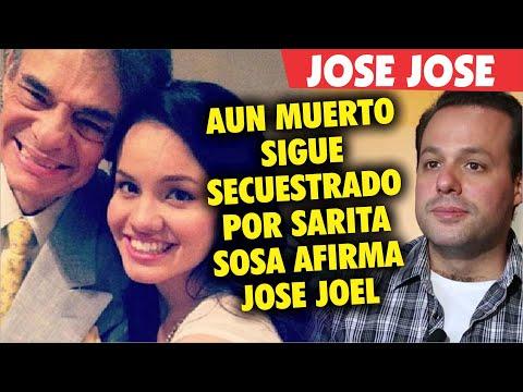 Jose Joel ASEGURA aunM U E R T Omi padre Jose Jose sigue SECU ESTRADO por Sarita Sosa y su madre