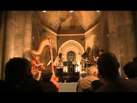 In a sentimental Mood - Live Music with the Twinkel Quintet. Church in Gargilesse - France