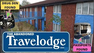 THE TRAVELODGE things left inside
