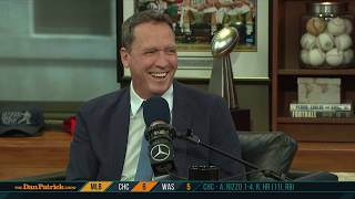 David Cone Talks New Book, Cheating, Pranks & Much More w/Dan Patrick | Full Interview | 5/20/19