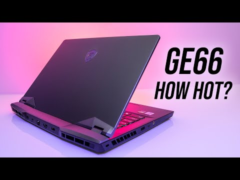 External Review Video k-zsXXJtL0I for MSI GE66 Raider Gaming Laptop (10th-Gen Intel)