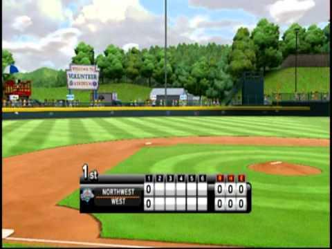 little league world series 2009 wii cheats codes