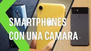 iPhone Xr vs Pixel 3 XL vs SONY Xperia XZ3: el mejor GAMA ALTA con UNA SOLA CÁMARA trasera