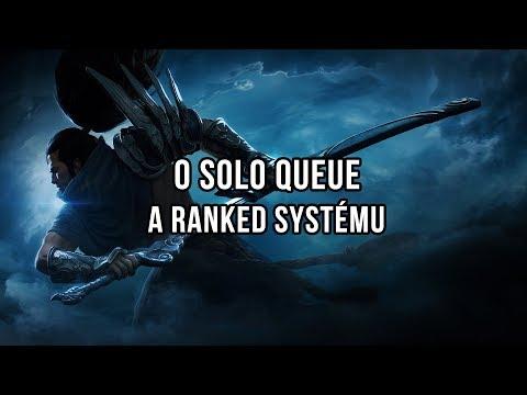 O Solo Queue a ranked systému