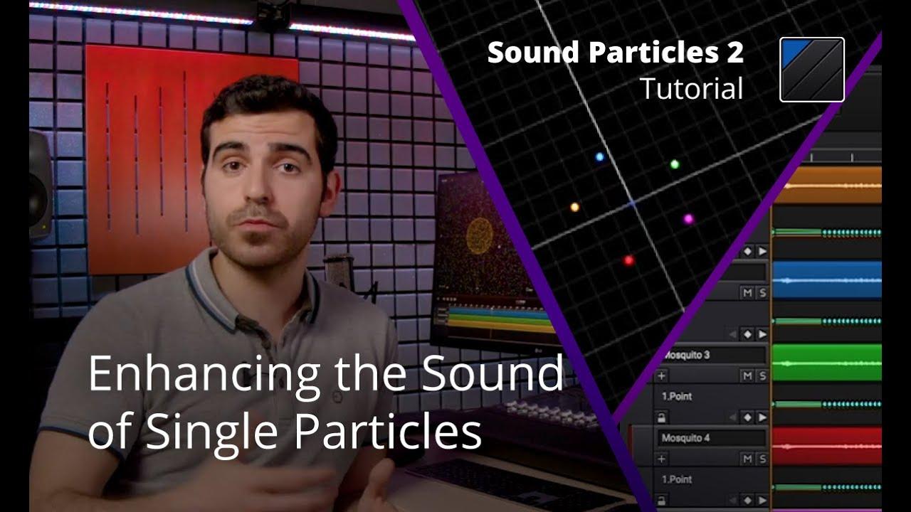 Improvising Sound Particles - Part 3