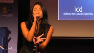 "Anggun for ""A World without Walls"""