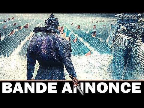 THE FORTRESS Bande Annonce (2018) Histoire, Action