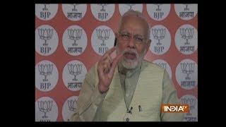 PM Modi interacts with Karnataka Kisan Morcha workers via NaMo app