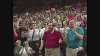 1995: 'It far exceeds my expectations' ' Paul Allen on the Rose Garden (Part 1)