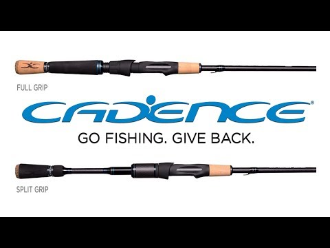 Cadence Fishing CR7 Spinning Rod Review!
