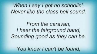 Rory Gallagher - Tattoo'd Lady Lyrics