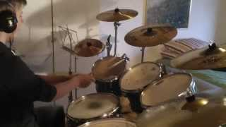 Three Days Grace - Anonymous - Drum Cover by Robert Nilsson