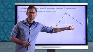 Common Core Geometry.Unit #7.Lesson #11.Right Triangles And Similarity