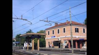 preview picture of video 'Annunci alla Stazione di Zagarolo'