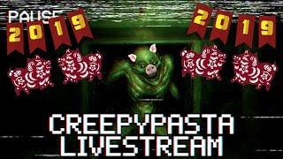 Creepypasta Horror Stories Radio- 24/7 - Scary stories to relax/study to