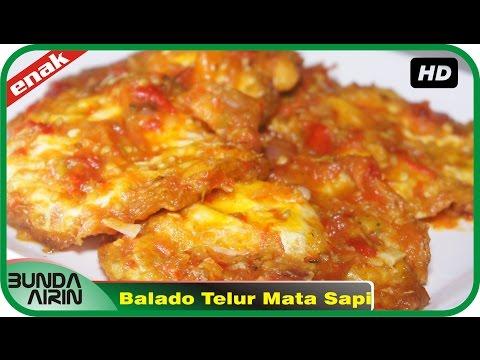Video Balado Telur Mata Sapi Resep Masakan Indonesia Gampang Dipraktekkan Recipes Indonesia Bunda Airin