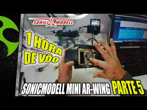 montagem-da-asa-sonicmodell-mini-ar-wing--parte-5-instalando-a-controladora