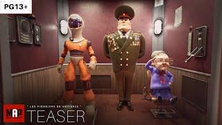 TRAILER   Adventure CGI 3d Animated Short Film ** LES PIONNIERS DE LUNIVERS ** by ArtFX [PG13]