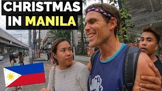 Travelling Home To MANILA For A PHILIPPINES CHRISTMAS (BecomingFilipino)