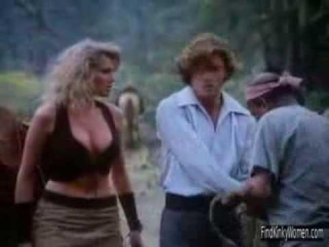 Barbarian Queen stripped by women CFNM Scene