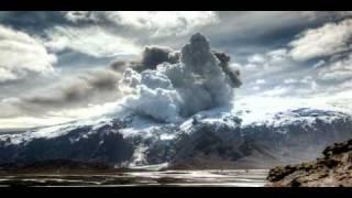 Jónsi - Kolniður (Montage Of Eyjafjallajökull Volcano In Iceland)