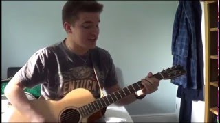 The Way I Feel - 12 Stones acoustic cover by Ben Kelly