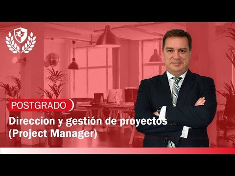 Postgrado en Dirección y Gestión de Proyectos - Project Manager de Postgrado en Dirección y Gestión de Proyectos - Project Manager en Mediterránea Business School
