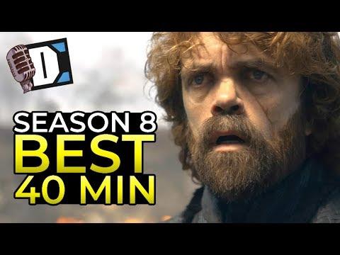 Old GoT callback - Destiny reviews Game of Thrones S08E05