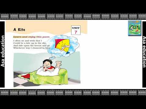 Needed a Video for the kite? Related: NCERT Solutions: Poem - The