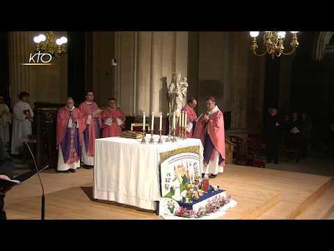 Messe du 15 décembre 2019